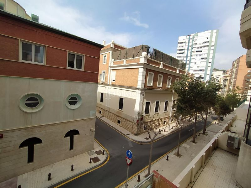 Alquiler Piso en Paseo marítimo ciudad de melilla, s/n. La malagueta - la caleta / paseo marítimo ciudad d (Málaga, Málaga)