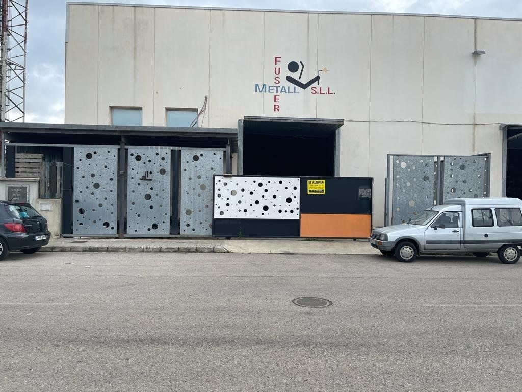 Affitto Capannone industriale in Calle tous, 3. Alquiler de nave industrial