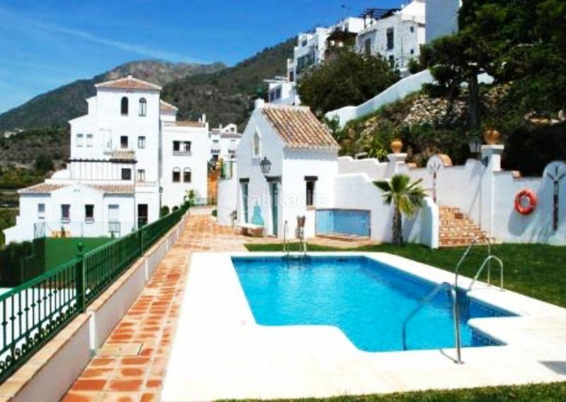 Piso en Avenida carlos cano, 48. Espectacular vivienda en frigiliana de dos dorm (Frigiliana, Málaga)