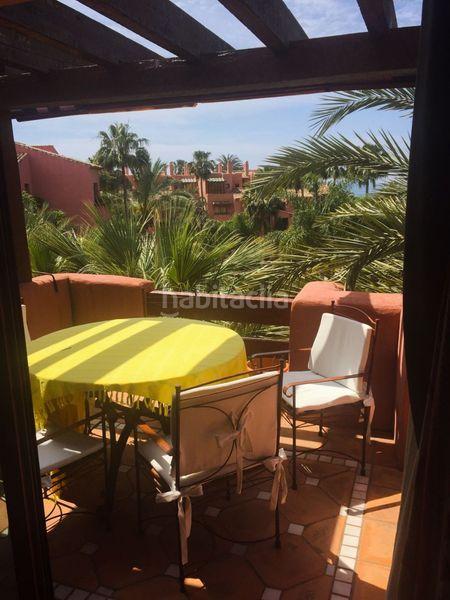 Alquiler Piso en Marbella, avenida del gaviero, 1. Paradisíaco piso con espectaculares vistas playa (Marbella, Málaga)