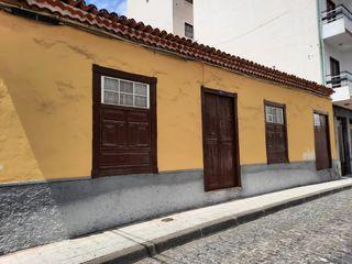 Casa en venta en Icod de los Vinos. Casa típica ca