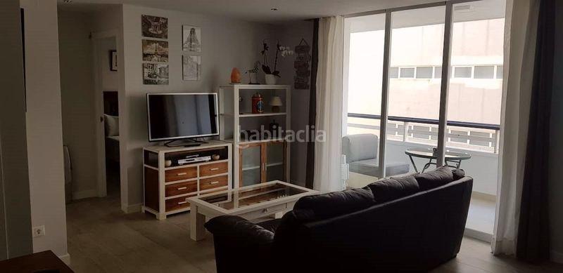 Alquiler Piso en Calle jacinto benavente, 15. Apartamento céntrico en marbella con terraza (Marbella, Málaga)