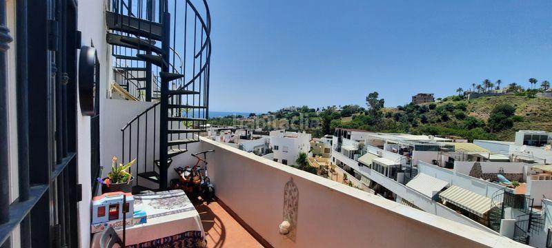 Ático en Poseidon, 6. Atico con terraza y solariun- vistas y garaje (Benalmádena, Málaga)