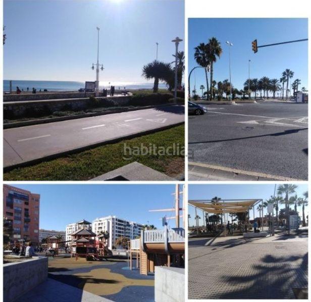Piso en Calle heroe de sostoa, 152. Fantástico piso cerca del mar (Málaga, Málaga)
