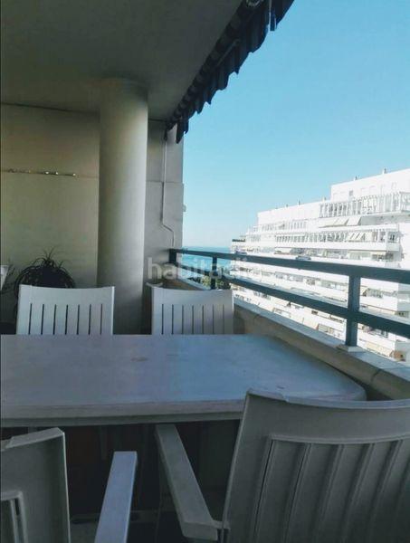 Alquiler Piso en Jose manuel valles, 7. Larga temporada a 100 metro de la playa (Marbella, Málaga)