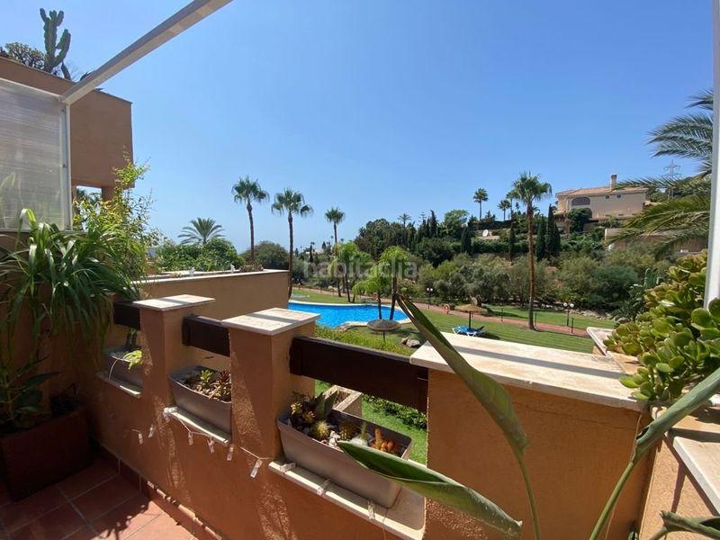 Piso en Urb.reserva de marbella, fase 2,. Estupendo ático de esquina, amueblado (Marbella, Málaga)
