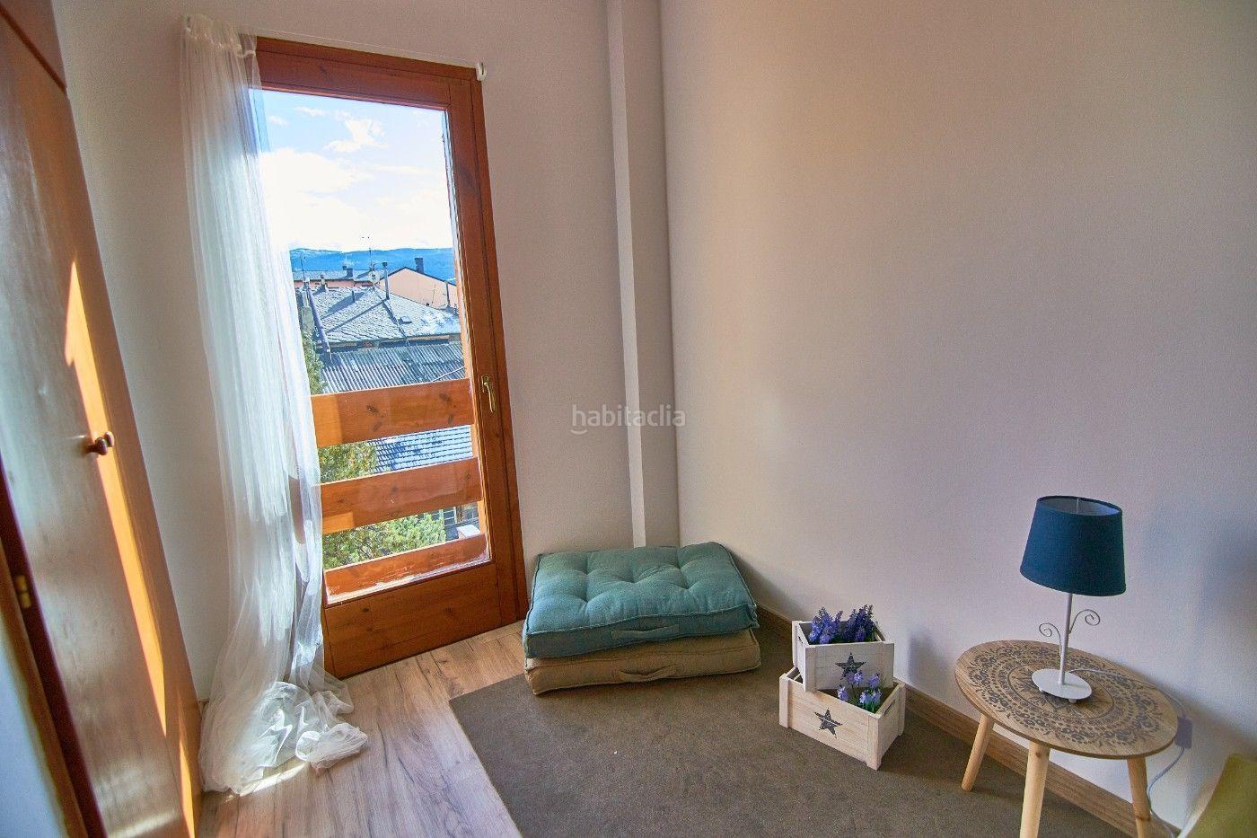 Càlid i lluminós apartament Puigcerdà