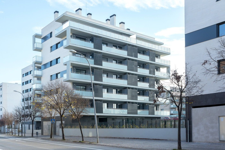 Flat in Eixample Sud-Migdia. Obra nueva. New building