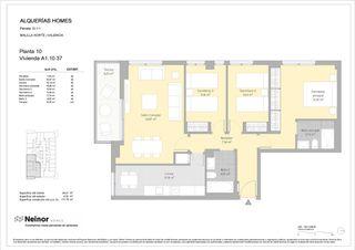 Flat in Calle isla formentera, 48. Obra nueva. New building