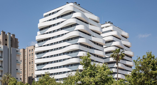 Flat in Ciutat de les Arts i les Ciències. Obra nueva. New building
