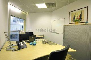 Rent Office space in Gran via de les corts, catalanes, 583 planta 5, 08011 barcelona. Coworking regus gran via