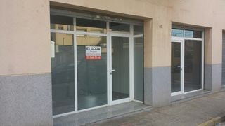 Rent Business premise  Carrer sant josep. Local en alquiler!!