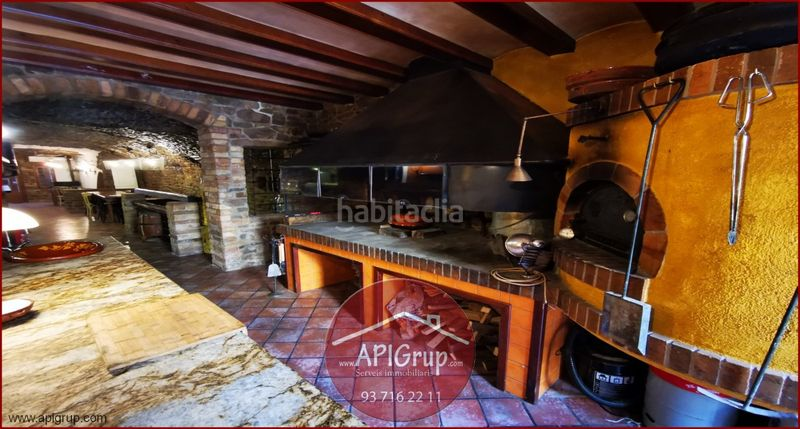 Restaurante. House in carrer sant domenec in Balsareny