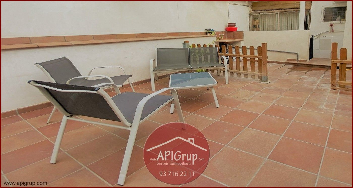 Appartamento in Carrer franc comtat, 251. Piso con terraza en exclusiva