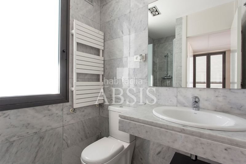 Baño. Rent house with heating parking pool in Sant Vicenç de Montalt