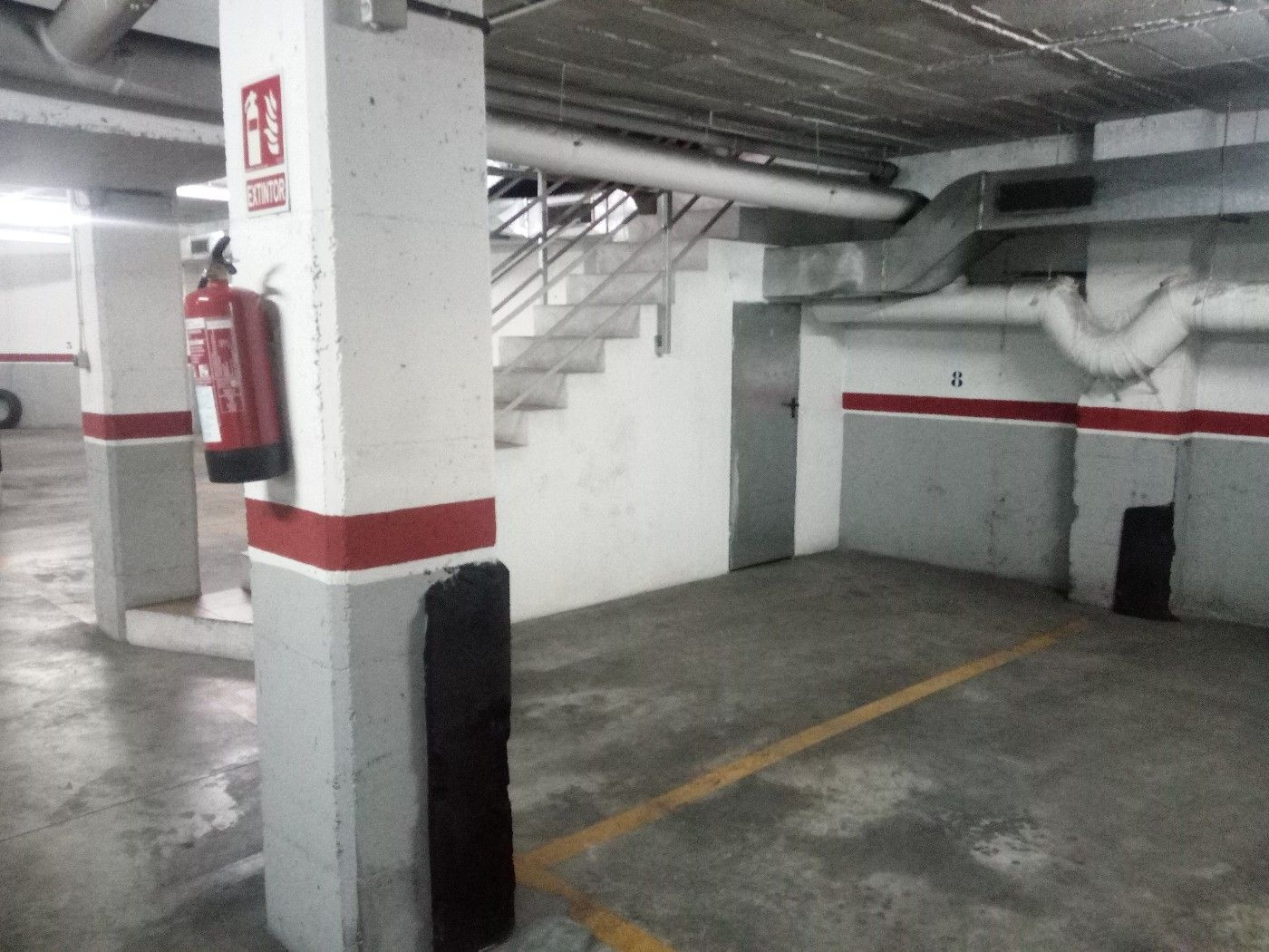 Car parking in Rambla francesc macia, 155. Parking y trastero