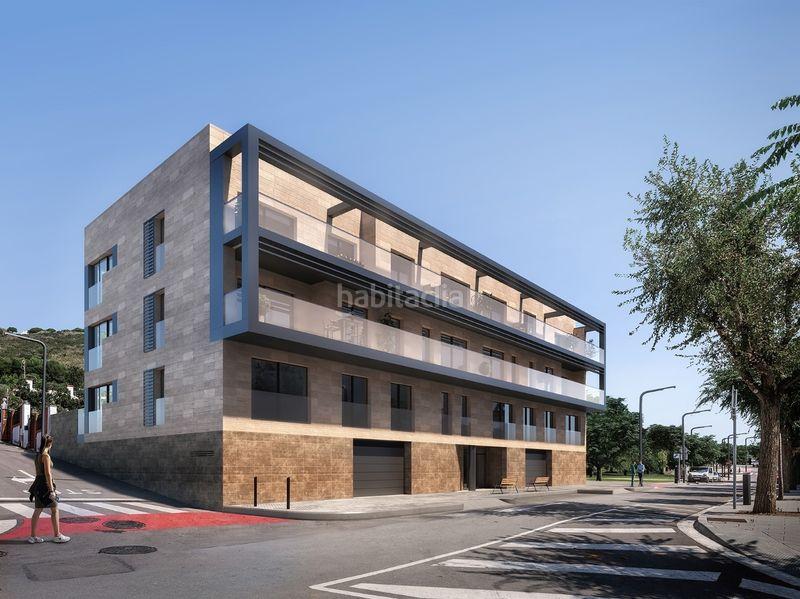 Palazzo di appartamenti di nuova costruzione a Finestrelles Esplugues de Llobregat TRAGINERS - FINESTRELLES