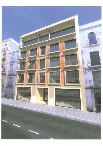 Raval Pallol, 16 Edificio viviendas Reus
