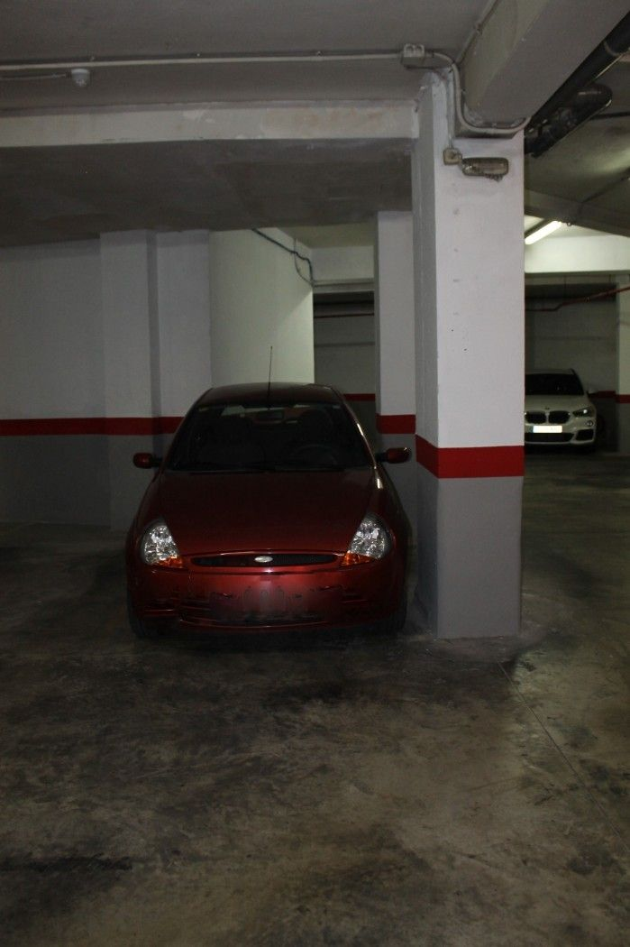 Parking coche en Carrer rafael rodriguez m, 16. Parking es forti