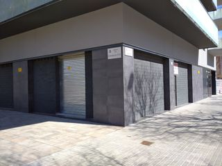 Local Comercial en Carrer major, 98. Obra nueva