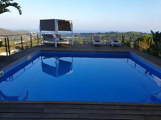 Casa en Sant Cebrià de Vallalta. Finca entre el mar y montaña