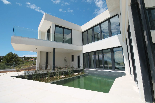 Casa  Avinguda can girona. Magnifica diseño arquitectónico