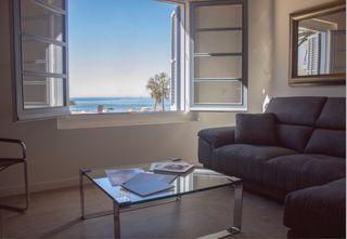 Piccolo appartamento  Carrer port alegre. Espectacular vistas al mar