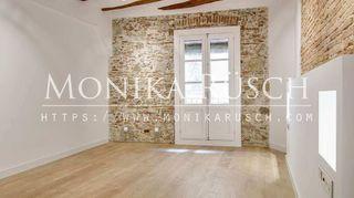 Etagenwohnung in St. Pere - Sta. Caterina - El Born. Piso en venta completamente reformado en el born. el piso tiene