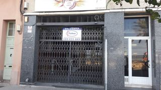 Locale commerciale in Carrer marina, 17. Muchas posibilidades