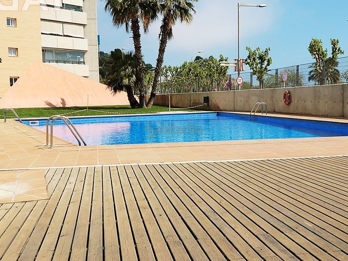 Etagenwohnung  Carrer barcelona. Primera linea de mar