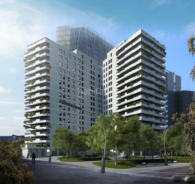 Wohngebäude von Neubauten in   Barcelona Célere Diagonal Port