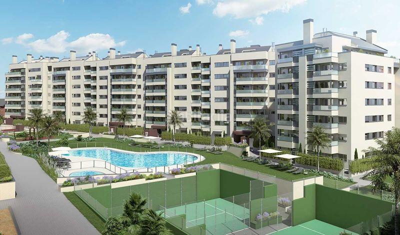 Wohngebäude von Neubauten in   Rivas - Vaciamadrid Célere Cubic
