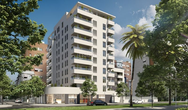 Avenida Deportista Miriam Blasco Edificio viviendas Alicante