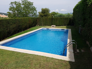 Alquiler de temporada Apartamento en Mas sais, 38. Planta baixa amb jardí