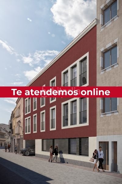 Carrer Pere Puig, 60 Edificio viviendas Martorell