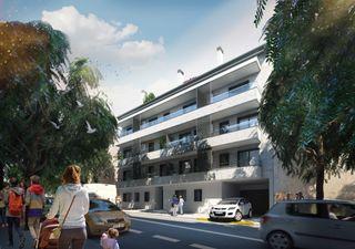 Dúplex  Carretera terrassa. Tercero con 3 habitaciones, ascensor y calefacción