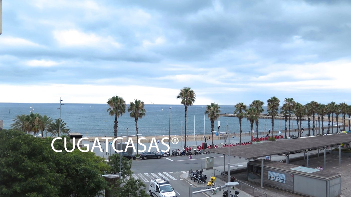 Pis  Barceloneta. Piso 3h, vistas a la playa