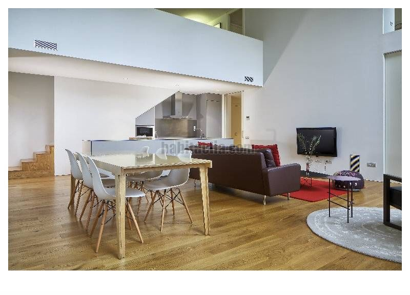 Rent Loft in Carrer turull, 37. Impresionante