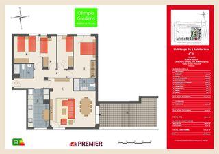 Flat in Carrer voluntaris, 123. Obra nueva. New building