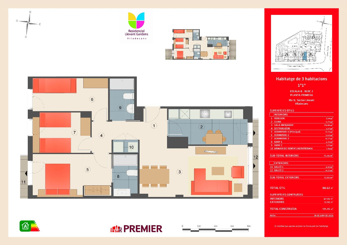 Flat in Camí oliveretes, 163. Obra nueva. New building