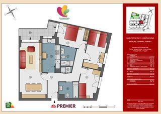 Flat in Carrer ramon casas, 11. Obra nueva. New building