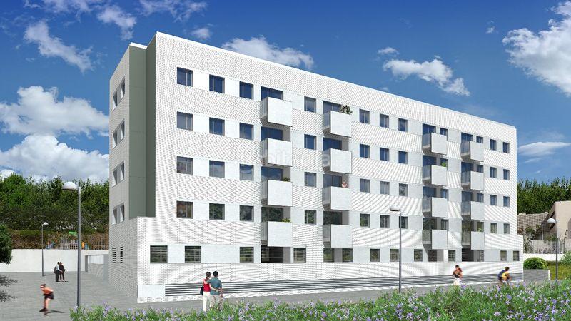 Carrer Marconi, 39 Edificio viviendas Rubí