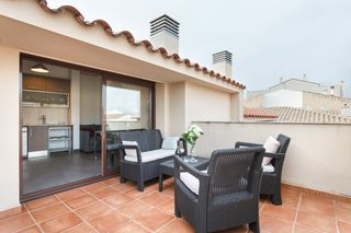 Holiday lettings Flat  Riera (la). 2hab, terraza y exterior