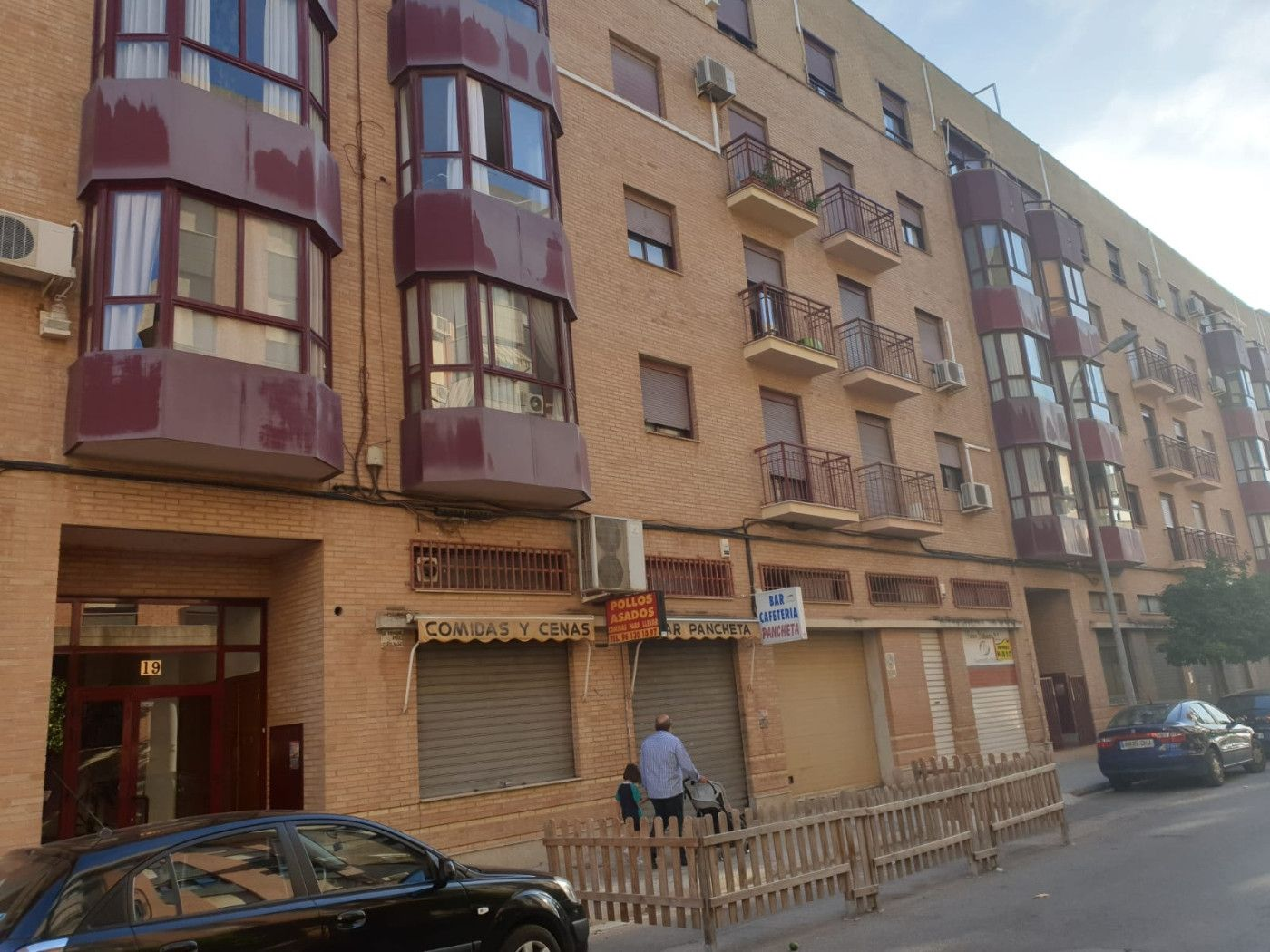 Parking coche  Calle barcelona. - oportunidad -