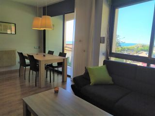 Apartment in Canet de Mar. Impecable con vistas al mar