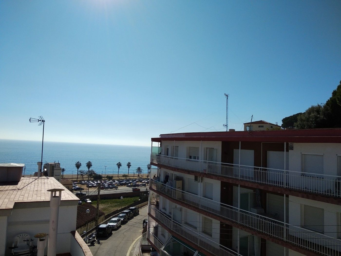 Apartment in Canet de Mar. Oportunidad al lado del mar