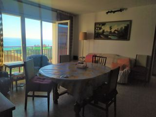 Apartment in Canet de Mar. Ultima planta con vistas al mar!