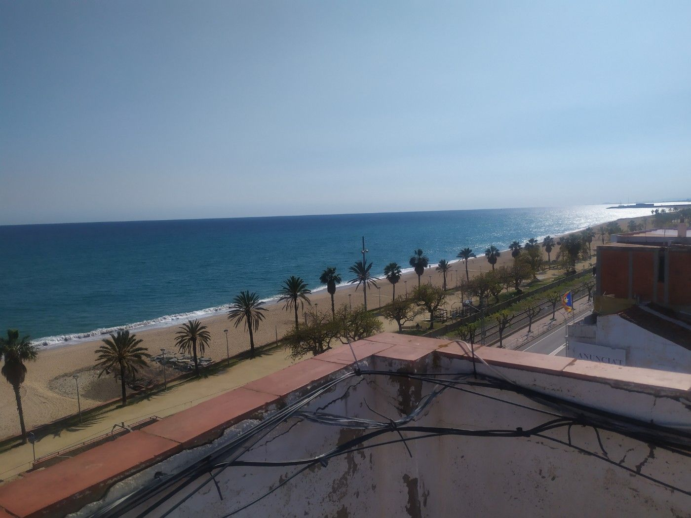 Apartment in Canet de Mar