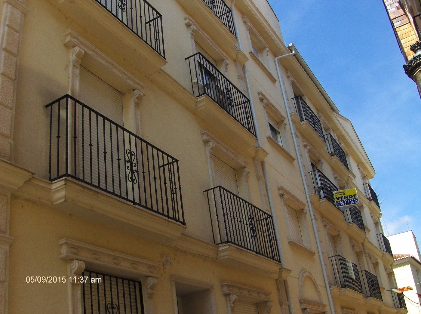 Apartament en Mayor, 26. Centro del pueblo