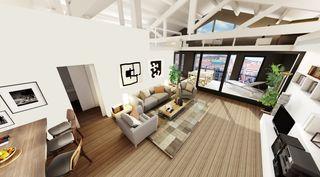 Piso en Vila Olímpica. Loft con terraza
